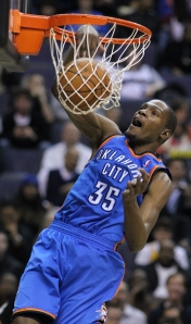 Durant MVP