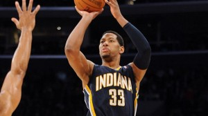 Danny Granger can shoulder some of the offensive load