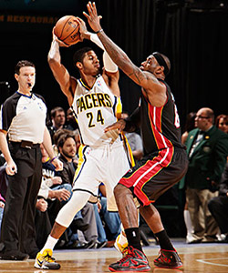 The Pacers need Paul George to act like a Superstar to beat the Heat
